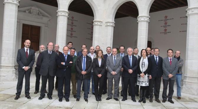 El Consejo Social aprueba el presupuesto 2016 de la UVa y le anima a seguir trabajando para la consolidación de cuentas de sus fundaciones