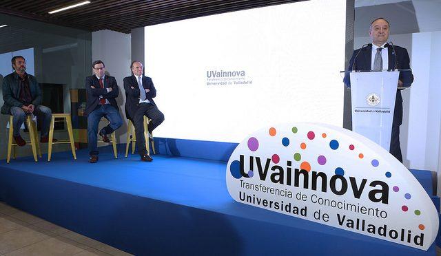 PRESENTADA UVAINNOVA, LA GRAN ESTRUCTURA QUE AGRUPA TODOS LOS SERVICIOS DE TRANSFERENCIA DE CONOCIMIENTO DE LA UNIVERSIDAD DE VALLADOLID